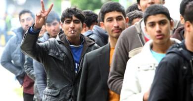 Притокът от мигранти  е намалял