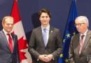 Споразумението СЕТА влиза в сила oт 21-ви септември