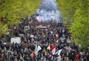 Хиляди французи протестираха срещу трудовата реформа на  Макрон