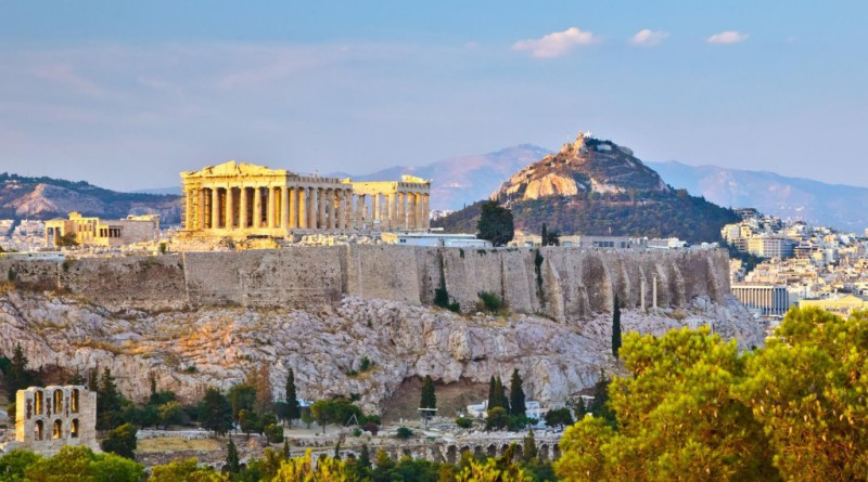 Макрон призив Acropolis_of_Athen
