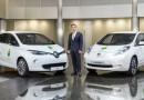 Renault-Nissan залага на електрическите коли