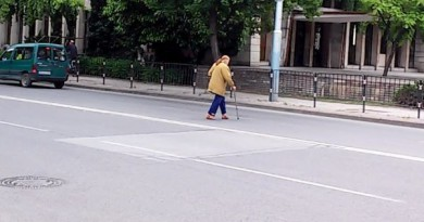 Пловдивската полиция на лов за неправилно пресичане, има много глобени!