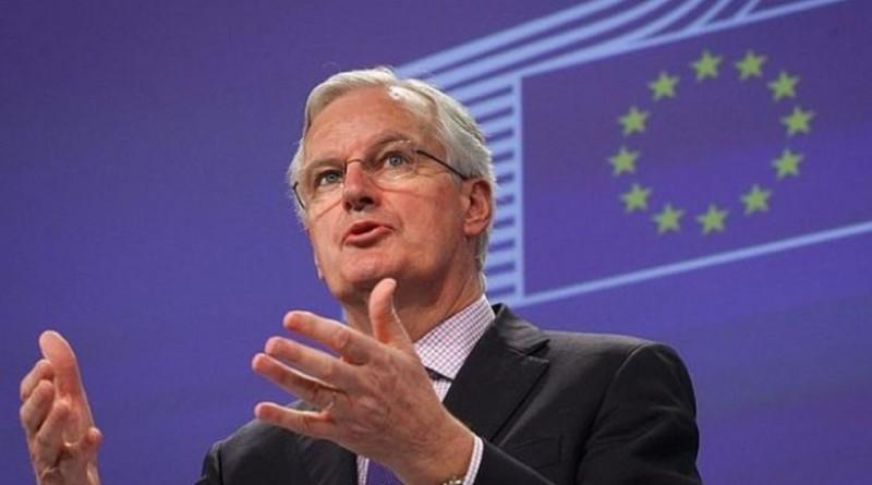 Главният преговарящ Брекзит трудности