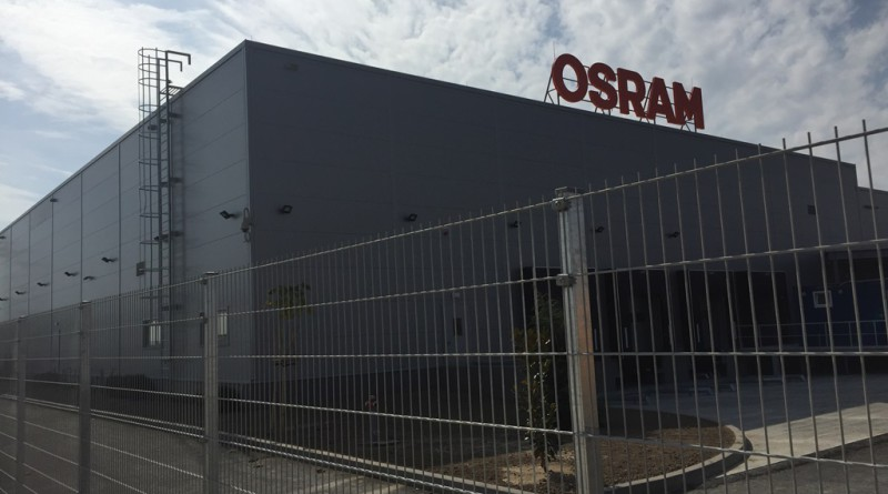 OSRAM откриване Пловдив