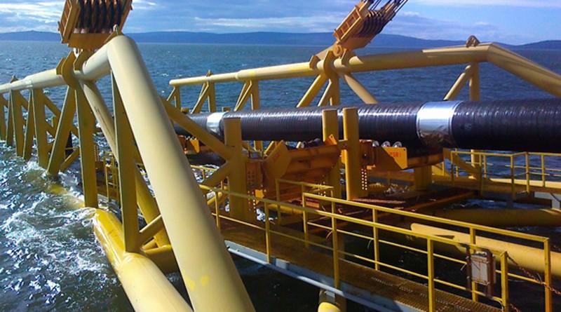 Турски поток газ начало