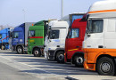 Белгия запорира над  100 словашки камиона