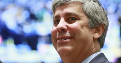 Португалският финансов министър бе избран за шеф на Еврозоната