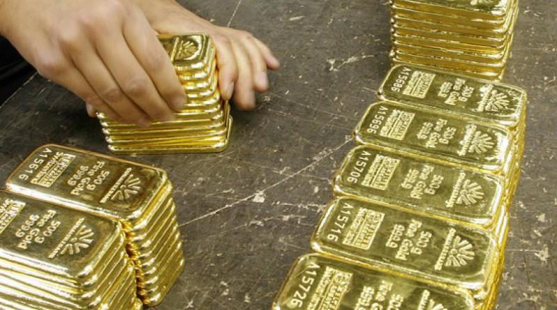 Централната банка Русия злато изкупуване