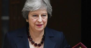 Брекзит като коледен подарък за Тереза Мей