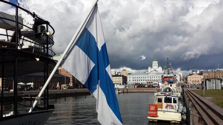 Финландия базов доход