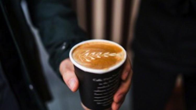 Великобритания пари кафе чаша