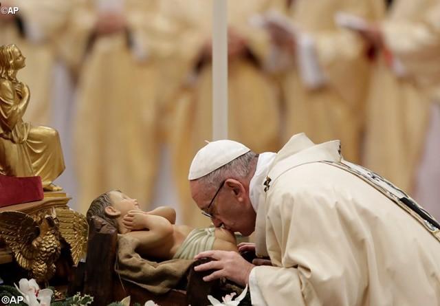 Папа Франциск призив Богоявление