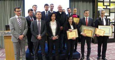 Родната борса раздаде наградите си за 2017 г.