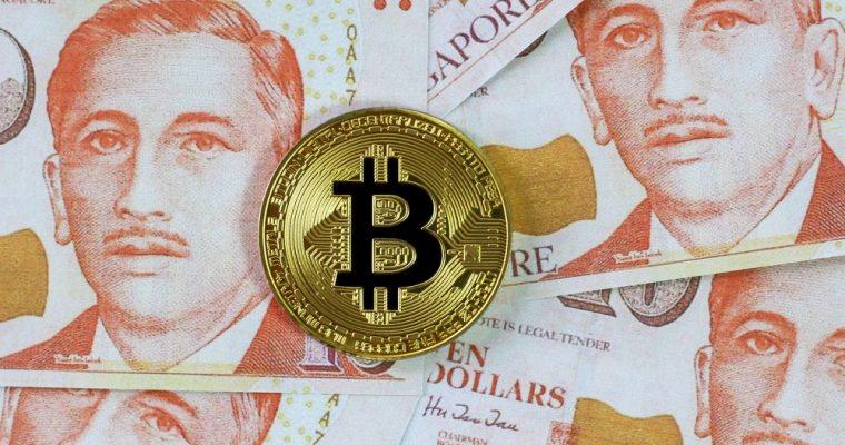 Сингапур биткойн долар контрол