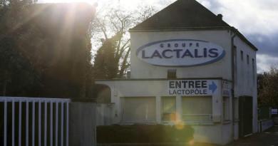 Лакталис изтегля  заразено мляко от 83 страни