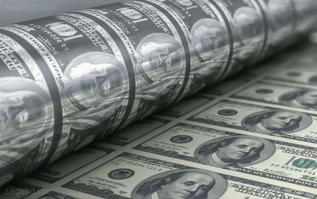 САЩ дълг трилион