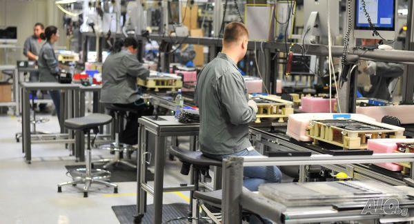 Днес производство индустрия