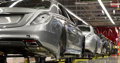 Даймлер инвестира 2 млрд. долара в разширяване на производството си в Китай