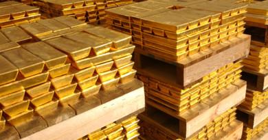 Русия изпревари Китай по златни резерви