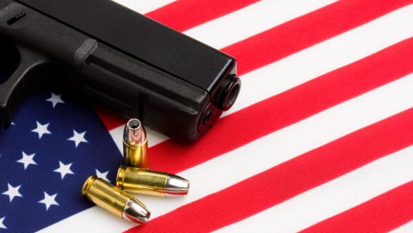 Една трета оръжие САЩ