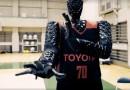 Toyota създаде робот баскетболист
