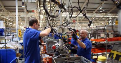 Срив на индустриалните поръчки в Германия