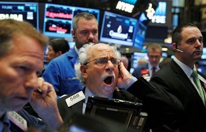 Критиките Тръмп Борса