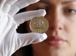 Сребърна монета БНБ