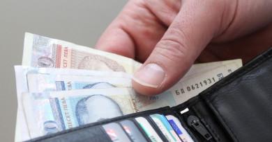 Минималната заплата ще расте с по 50 лв. през следващите три години