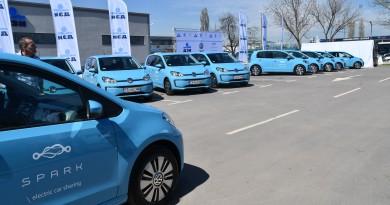 София вече има 60 електромобила за споделено ползване