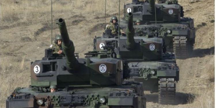 Германия пари оръжие НАТО