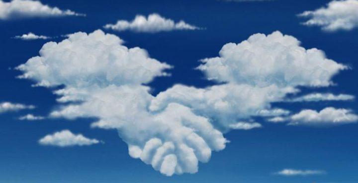 Бъдеще пари брой облак