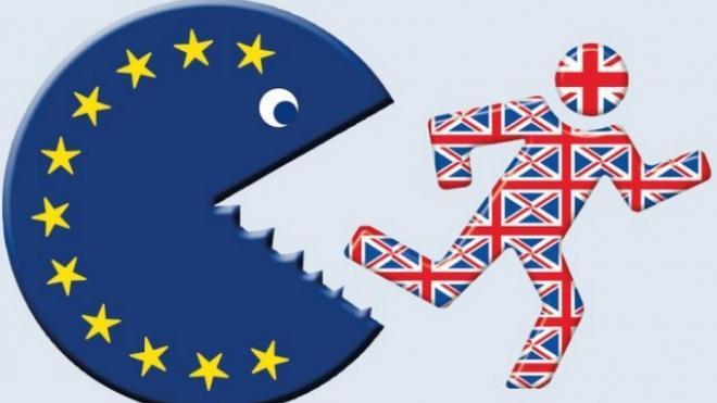 Брекзит страх вноски финанси