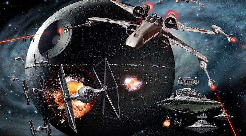 Тръмп Космос оръжия