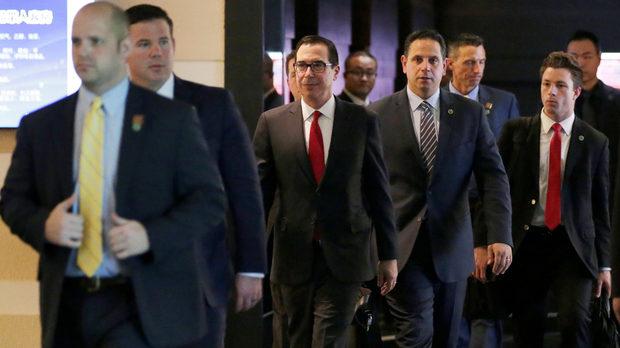 Преговорите САЩ - Китай реми