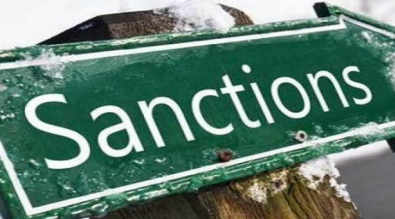 Санкции САЩ страни планета