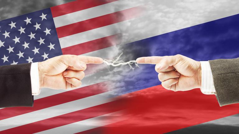 Санкциите, САЩ, Русия