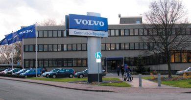 Volvo отлага плановете си за IPO