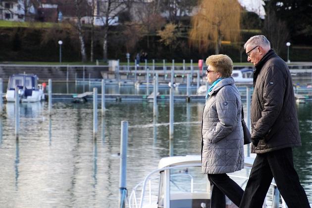 Швейцария номер 1 пенсиониране