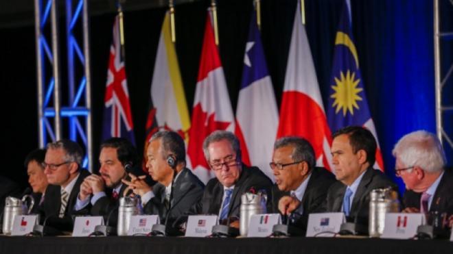 Споразумение търговия САЩ ТТП