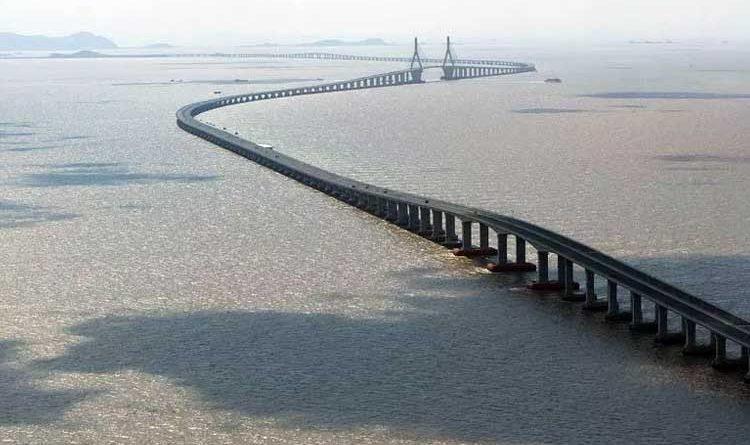 Мегапроекти, мост, Китай