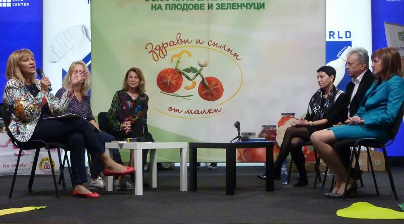 Производители храна деца здраве