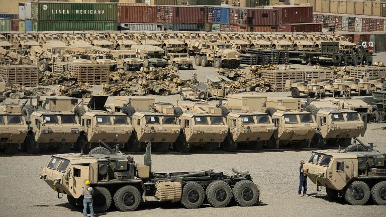 Износът САЩ оръжие