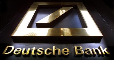 Deutsche Bank с ново историческо дъно