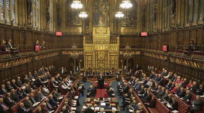 Парламент Британия Брекзит диспут