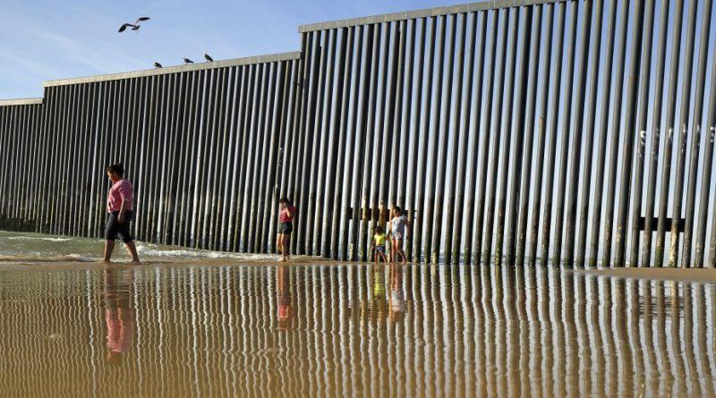 Спорът Мексико ограда