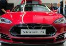 Акциите на Tesla се сринаха с 9%