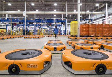 Amazon стартира тестови доставки с роботи