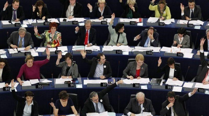 Евродепутати, харчене, пари