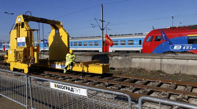 Сърбия и Китай сътрудничество-
